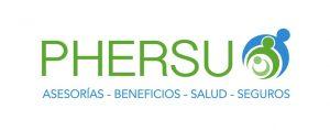 Logotipo de compañía Phersu - Agencia Azotea